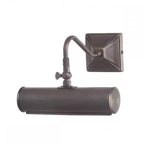 Elstead PL1/10 DB Picture Light One Light Small Picture Light Dark Bronze